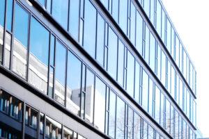 Sonnenschutz Isolierglas verhindert Aufheizung